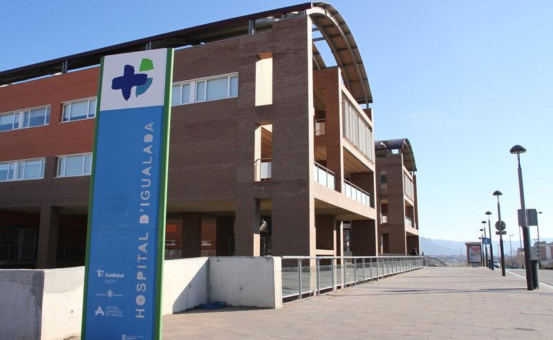 Exterior de l'Hospital d'Igualada   11481#Oscar Lopez (Anoia)